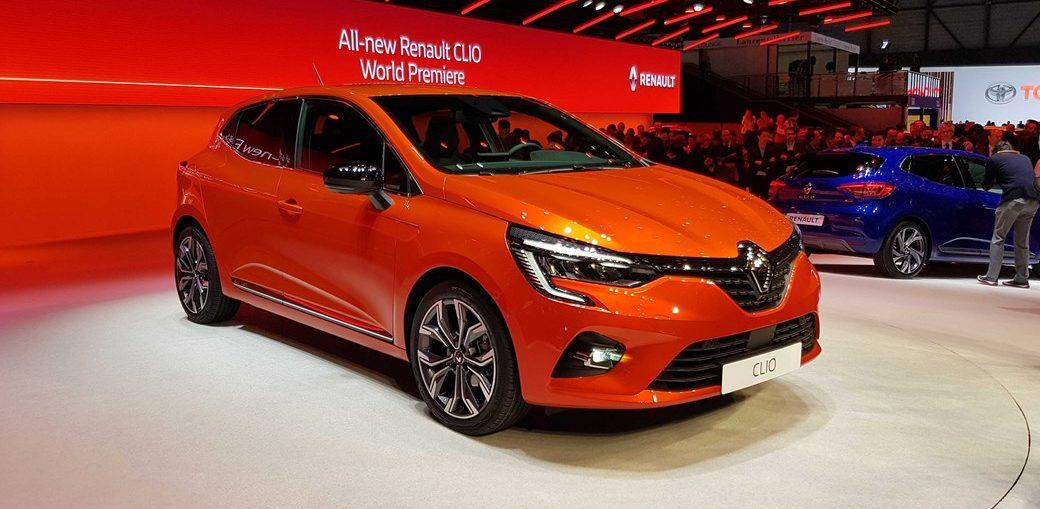 Хэтчбек Renault Clio: что нового в 2020 году